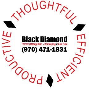 Black Diamond Property Management, Snow Removal & Landscaping Services | Eagle & Vail