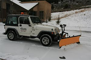 Black Diamond Snow Removal Eagle and Vail