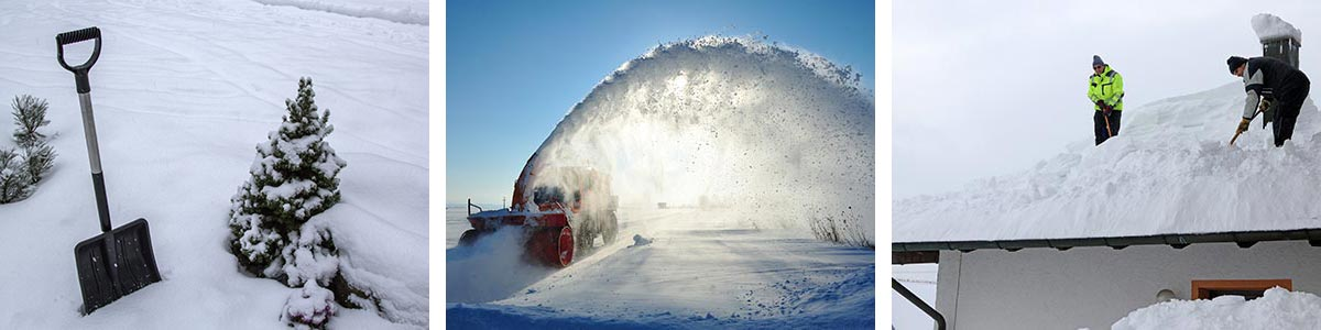 Black Diamond Snow Removal Services Vail and Eagle
